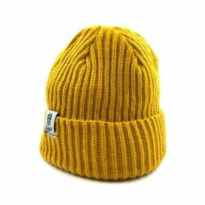 Bonnet Court Kickasss (mustard)