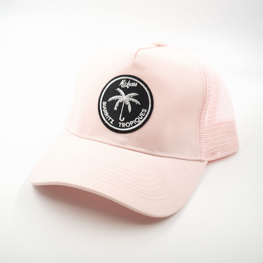 casquette_trucker_tropiques_pink