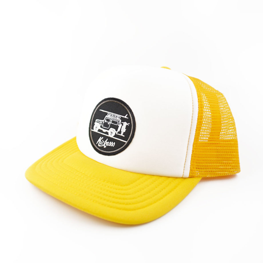 casquette_truckerkids_aventure_yellow