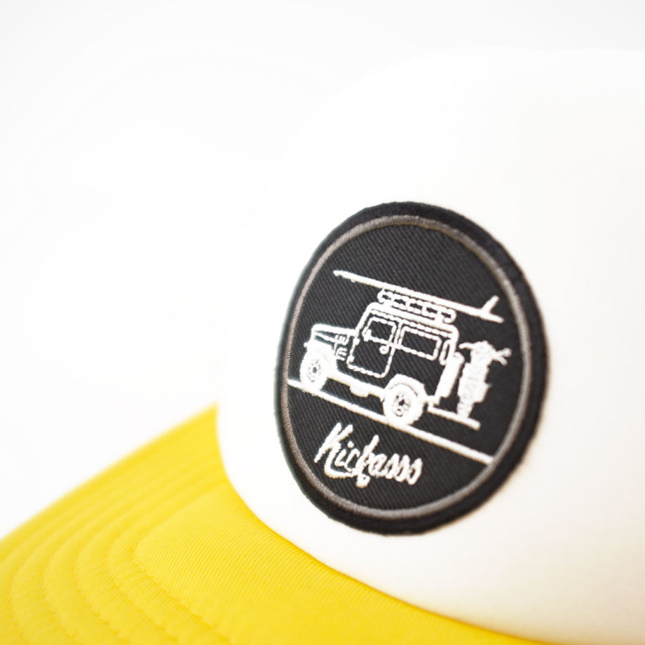 casquette_truckerkids_aventure_yellow_detail