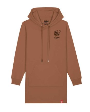 Sweat shirt robe à capuche Kickasss Gaston le racoon